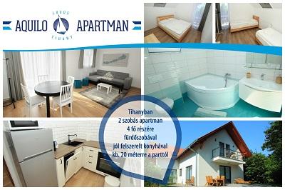4 fős Ciprián apartman